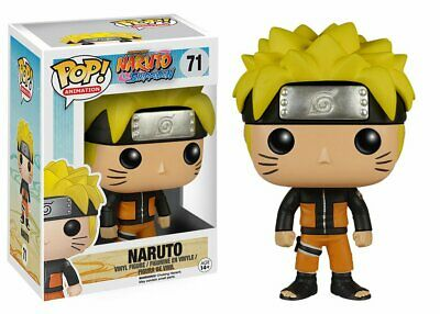 Funko Pop Animation: Naruto Vinyl Figure