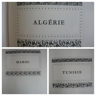 Collection Timbres Colonies Algérie . Maroc . Tunisie   Neuf**/*