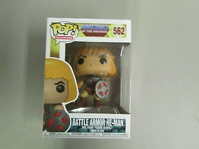 Funko Pop Masters of the Universe Battle Armor He-Man