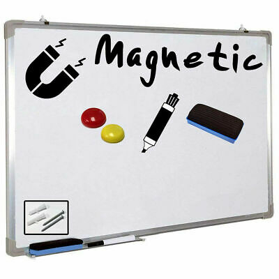 Dry Erase Magnetic Whiteboards - Different Size Options - Electriduct