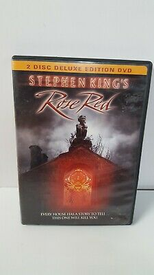 Stephen King's Rose Red 2 Disc Edition DVD