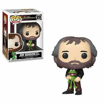Funko Pop! Icons: Henson - Jim Henson w/ Kermit the Frog
