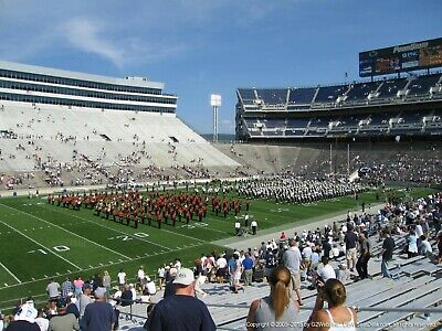 2 Penn State Pitt tickets sidelines