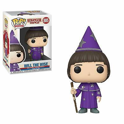 Funko Pop! TV: Stranger Things (S3) - Will (The Wise) Collectible Vinyl Figure