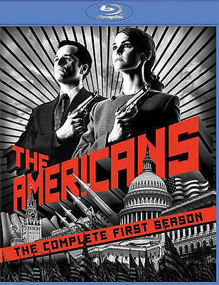 The Americans: Season 1 Complete First (Blu-ray) NEW Factory Sealed, Free Ship