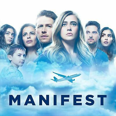 Manifest : Complete First Season ** DVD ** SEALED ** new