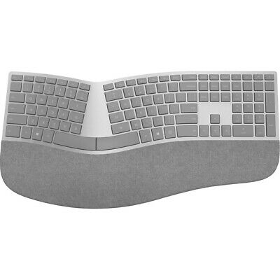 Microsoft 3RA-00022 Surface Ergonomic Bluetooth Wireless Keyboard for Mac/W10