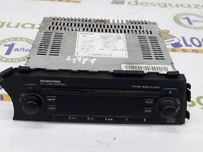 8910009101 System Audio / Radio/CD Ssangyong Actyon 2005 007077076001002 815902