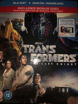 Transformers: The Last Knight (BLU-RAY) (2017)