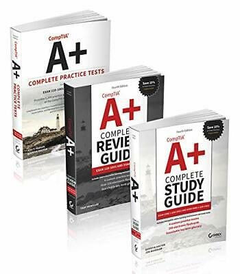 CompTIA A+ Complete Certification Kit: Exam Core 1 220-1001 and Exam Core 2 2…