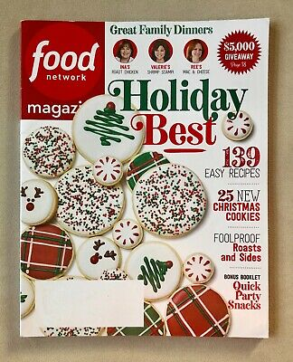 Food Network Magazine December 2018 Holiday Best Edition 25