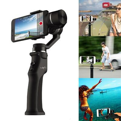 Handheld Gimbal 3-Axis Stabilizer Outdoor Sports Phone Camera Anti-shake AU