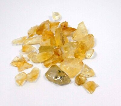 272 Cts. 100% Natural Citrine Rough Lot Mineral Specimen NG21514