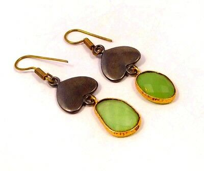 Chalcedony .925 Gold Awesome Earrings Jewelry JC6121-JC6167
