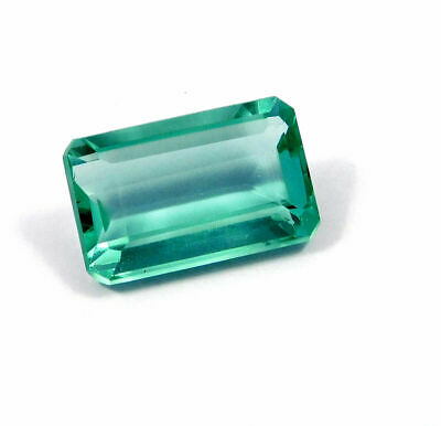 Treated Faceted  Apatite Gemstone 33CT 24x15x9mm  RM18084