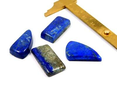 99 Cts. 100% Natural Lot Of Lapis Loose Cabochon Gemstone NG21731