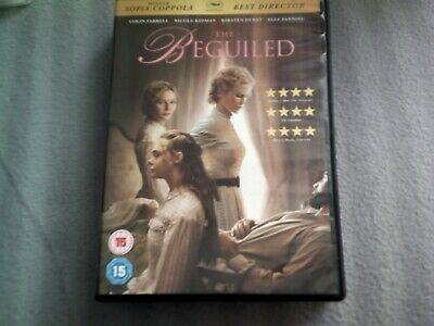 The Beguiled*Dvd*Nicole Kidman*Colin Farrell*Kirsten Dunst*Elle Fanning*Drama*