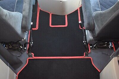 Freightliner Cascadia Carpet Floor Mats Fits Models 2008-2017 Sleeper Trucks
