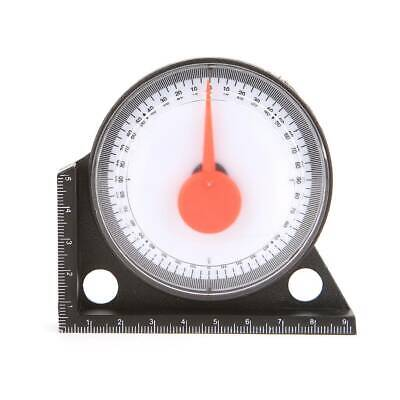 Slope Protractor Angle Finder Level Meter Clinometer Gauge With Magnetic Base x1