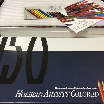 Holbein Artists' Oil Base Colored Pencil 150 Colors Set Used Excellent condition