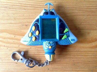 GUNGAN SUB Electronic Game Star Wars Tiger (Game & Watch) Very Good Condition !