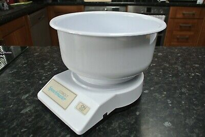 Cobalt Speechmaster Talking Kitchen Scales for cooks with bad vision or Blind