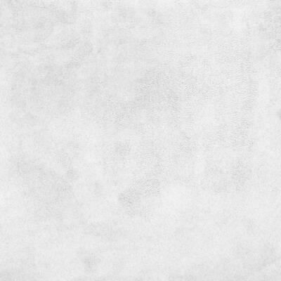 Luxury Faux Upholstery Suede Fabric Material 225g - WHITE