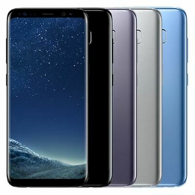 Samsung Galaxy S8 SM-G950F 64GB Unlocked Smartphone all Colours Grades UK *MINT