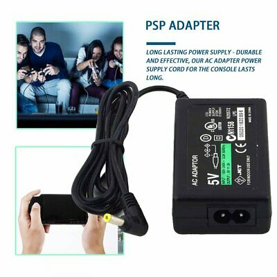 Home Wall Charger AC Adapter Power Supply for Sony PSP 1000 2000 3000 S9 ML