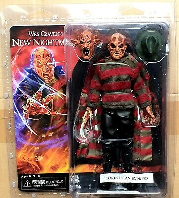 "NECA Nightmare on Elm Street 8"" clothed New Nightmare Freddy figure - PREORDER"