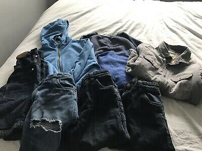 Bundle Of Boys Clothes Aged 9-11 mostly Next Items - See Listing For Details