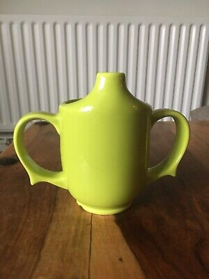 Porcelain Sippy Cup Dignity By Wade
