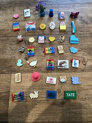Novelty Erasers / Rubbers From The 80s
