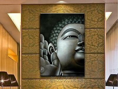 CHENPAT55 charming modern buddha oil painting 100% hand-painted art on canvas