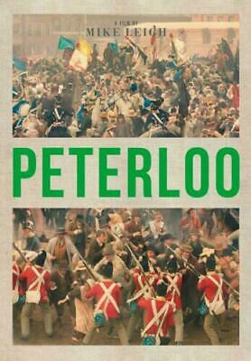Peterloo 2018 DVD. Used, In excellent condition. Free delivery