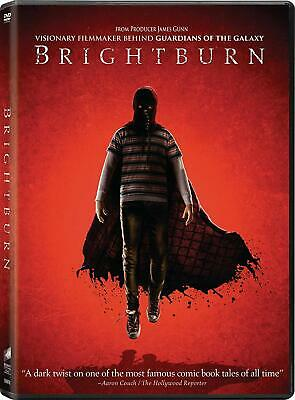 BRIGHTBURN 2019 DVD. New and sealed. Free delivery