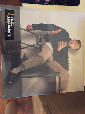 "Eddy De Pretto ""Cure"" Edition Speciale En Vinyle Orange Neuf / New Sealed"