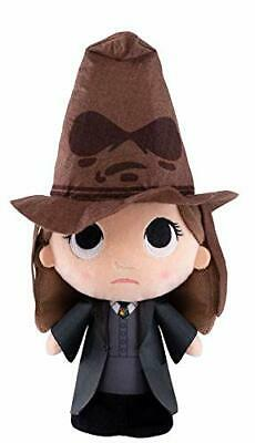 Funko SuperCute Plushies Harry Potter Hermione With Sorting Hat Plush