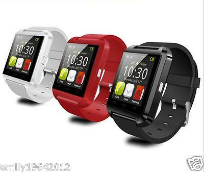 Smartwatch Iphone Samsung S5 S4 Note Montre Connectee Bluetooth 3 Couleurs