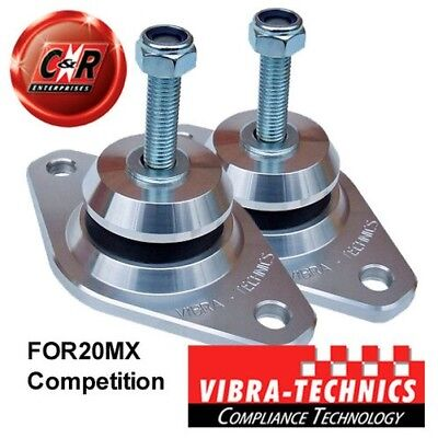 2 X Ford Sierra Cosworth 4X4 Vibra Technics Motor Halterung - Competition