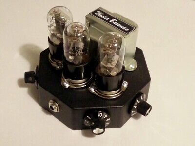 Preamplex Full Tube Hand Made Point To Point Guitar Preamp