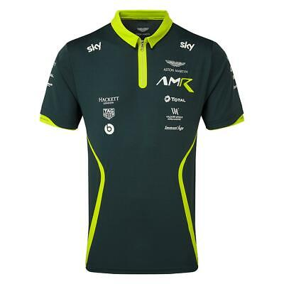 Aston Martin Racing Team Polo Shirt ~New~ 2019-2020 | Official Merchandise