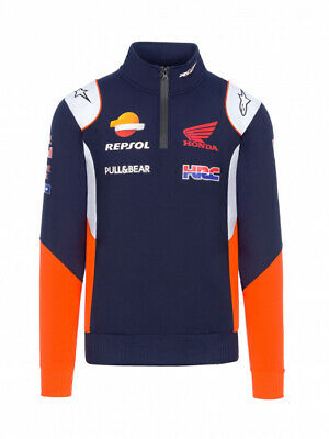 Official Respol Honda Team SweatShirt - 19 28504