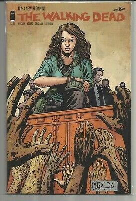"2014 The Walking Dead (Image) 1ST MAGNA'S GROUP ""Comic Book"" #127 NM/1ST PRINT!!"