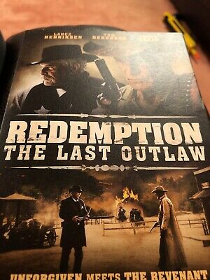 dvd REDEMPTION THE LAST OUTLAW