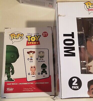Funko Pop Lot of ECCC Exclusives *Damaged Boxes*