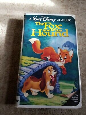 The Fox and the Hound (VHS)