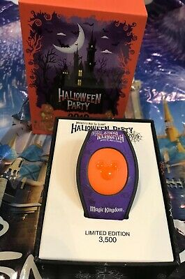 Disney Mickeys Not So Scary 2019 LE 3500 Magicband New Magic Band