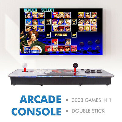 2700 in 1 9S Retro Video Games Box Double Stick Classic Arcade Console XC801US