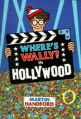 Where's Wally in Hollywood by Handford, Martin Paperback Book The Cheap Fast